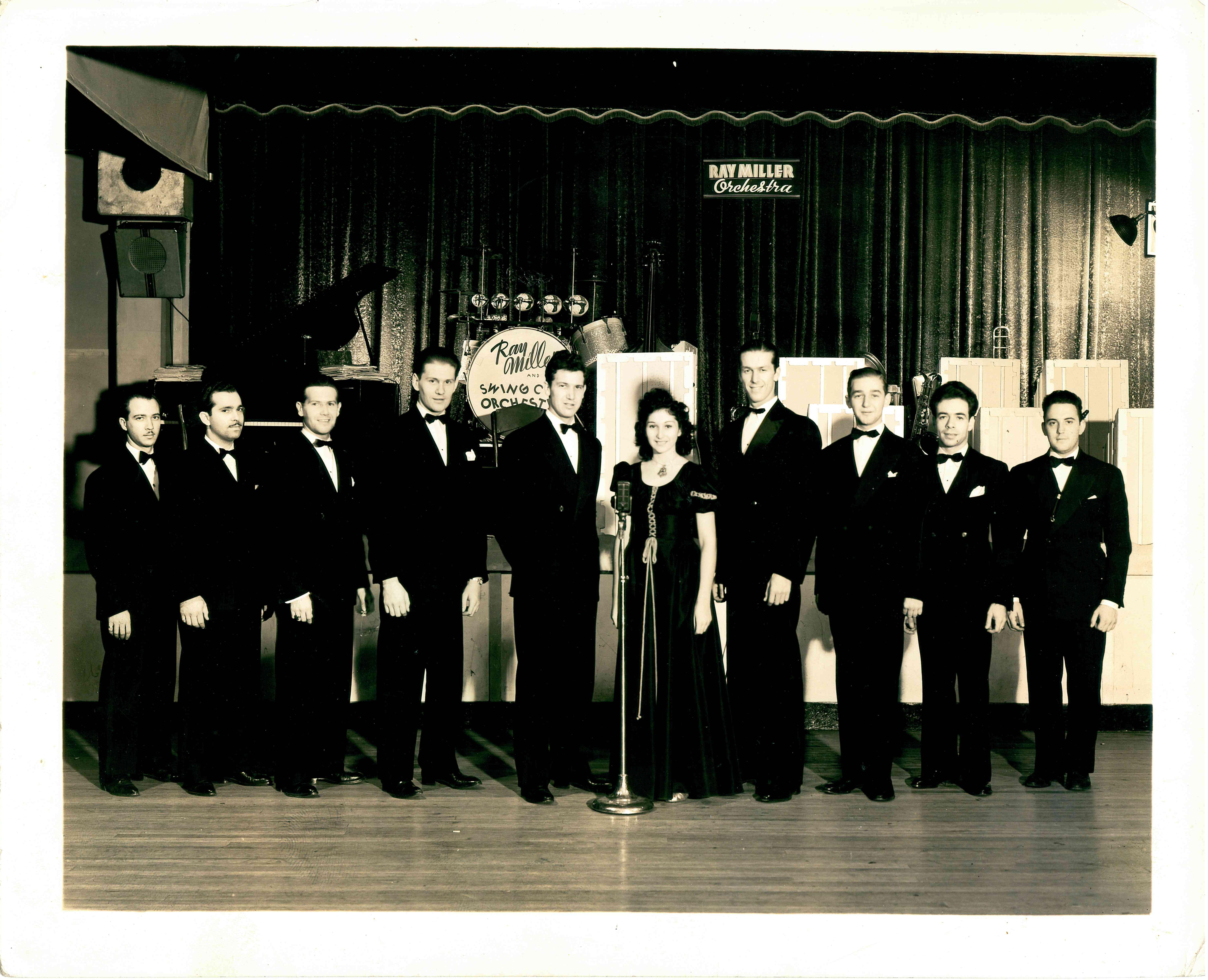 Glenn Miller Orchestra 1938 Ray miller orchestraGlenn Miller Orchestra 1938
